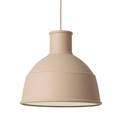 Muuto Unfold lamp, nude
