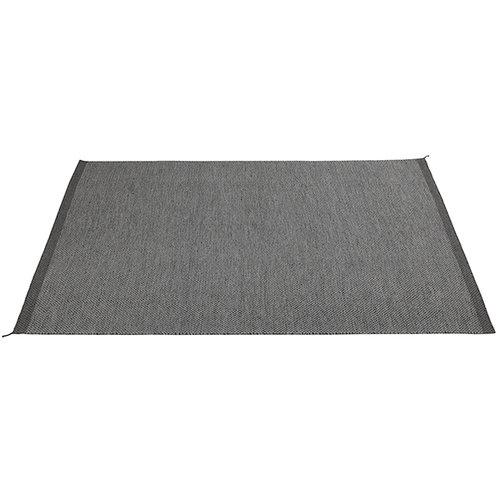 Muuto Ply rug, dark grey