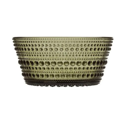 Iittala Kastehelmi bowl 23 cl, moss green