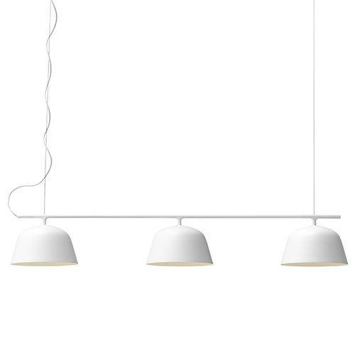 Muuto Ambit Rail lamp, white