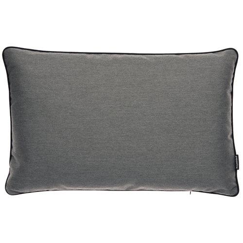 Pappelina Ray ulkotyyny, 38 x 58 cm, tummanharmaa