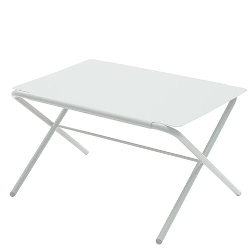 Skagerak Bow table, low, slate grey