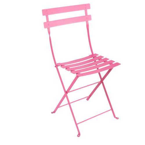 Fermob Bistro Metal chair, fuchsia