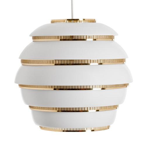 Artek Lampada a sospensione Aalto A331, ottone