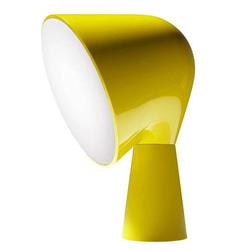Foscarini Binic p�yt�valaisin, keltainen
