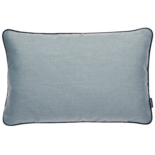 Pappelina Ray outdoor cushion, 38 x 58 cm, storm