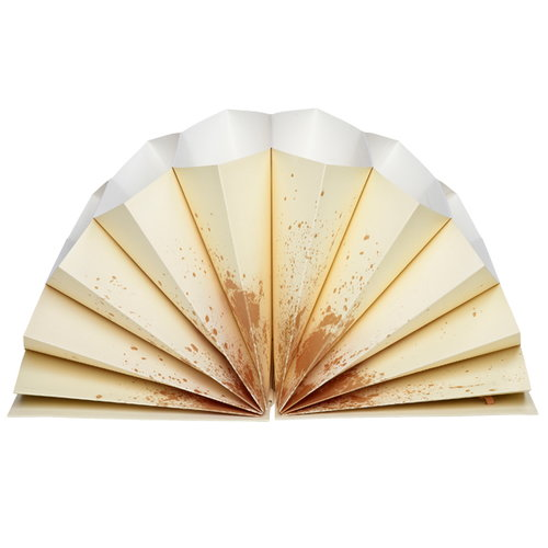 Hay Plissé folder Gunpowder, A5