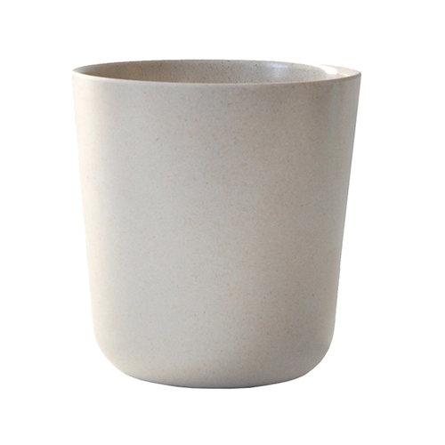 Ekobo BIOBU Gusto cup, L, stone
