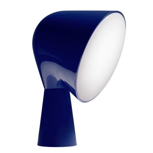Foscarini Binic table lamp, blue