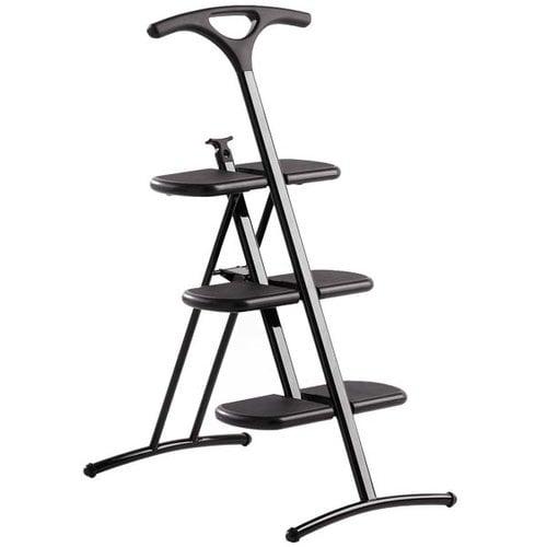 Kartell Tiramis� step ladder, black