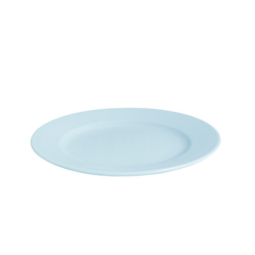 Hay Rainbow plate, small, light blue