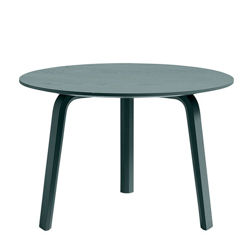 Hay Bella coffee table 60 cm, high,  brunswick green