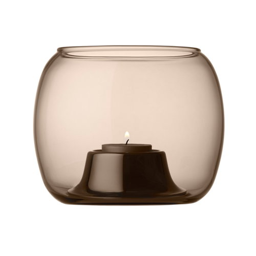 Iittala Kaasa tealight holder, sand