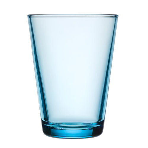 Iittala Kartio tumbler 40 cl, light blue, set of 2