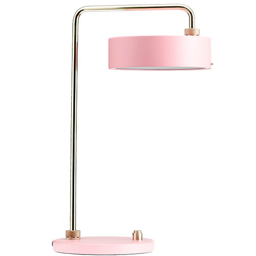 Made By Hand Petite Machine table lamp, light pink
