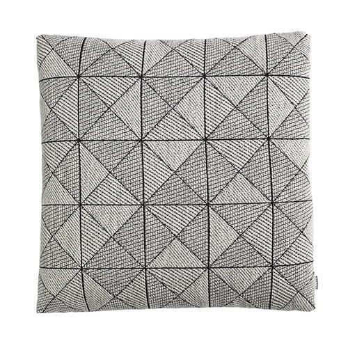 Muuto Tile cushion, black/white