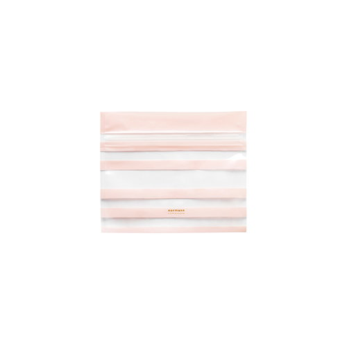 Normann Copenhagen Daily Fiction zip bag, 12 pcs, live a little