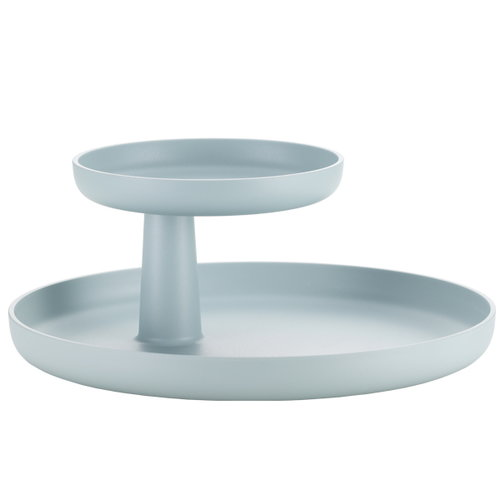 Vitra Rotary tray, ice grey