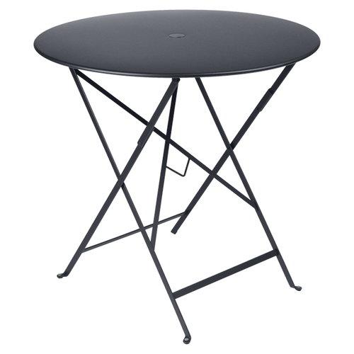 Fermob Bistro table 77 cm, anthracite