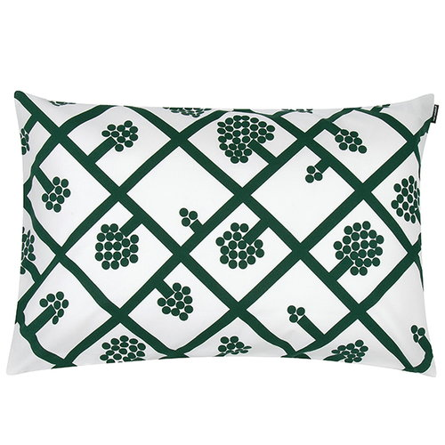 Marimekko Spalj� cushion cover, green