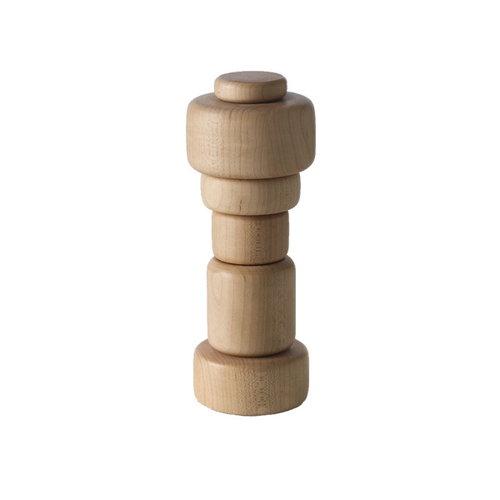 Muuto Plus salt and pepper grinder, maple