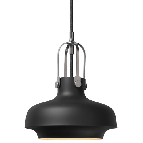 &Tradition Copenhagen pendant, small, black