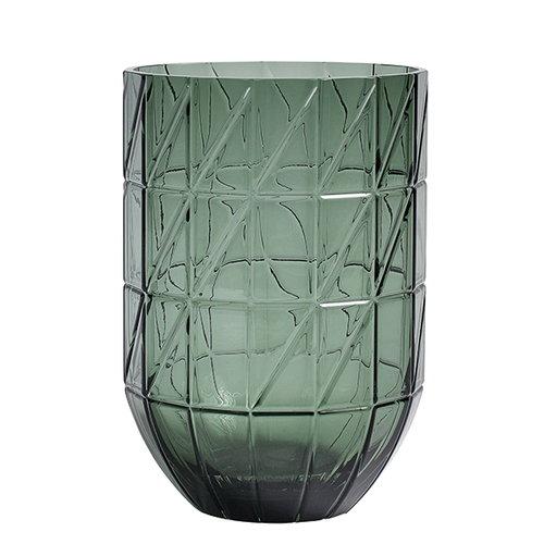 Hay Colour vase, L, green