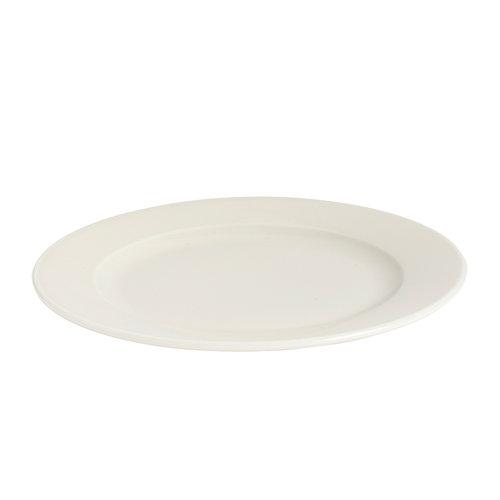 Hay Rainbow plate, medium, sand