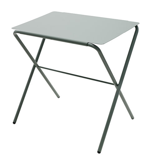 Skagerak Bow table, high, slate grey
