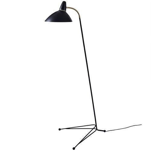 Warm Nordic Lightsome floor lamp, black