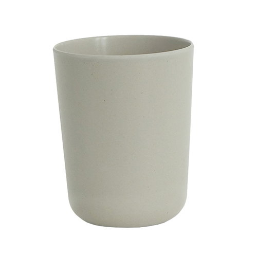 Ekobo BIOBU Bano toothbrush holder, stone