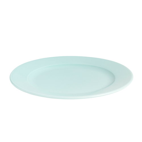 Hay Rainbow plate, medium, mint green