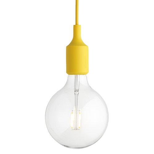 Muuto E27 LED valaisin, keltainen