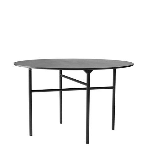 Menu Snaregade table, round, �120 cm