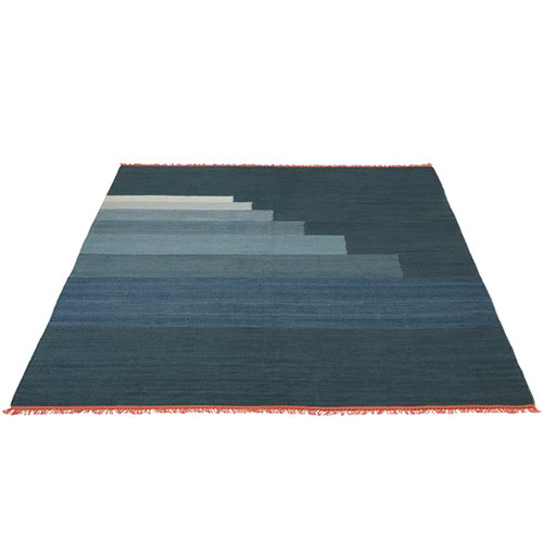 &Tradition Another Rug, blue thunder, 200 x 300 cm
