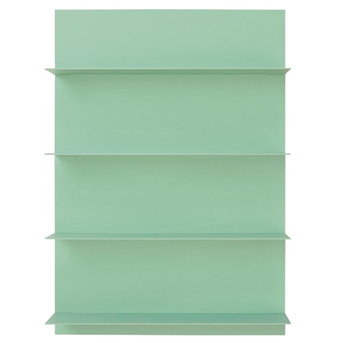 Design Letters Green paper A2 shelf