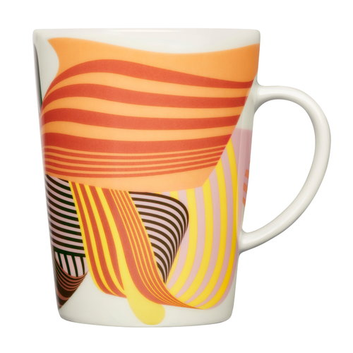 Iittala Iittala Graphics mug, Solid Waves
