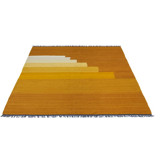 &Tradition Another Rug, yellow amber, 200 x 300 cm