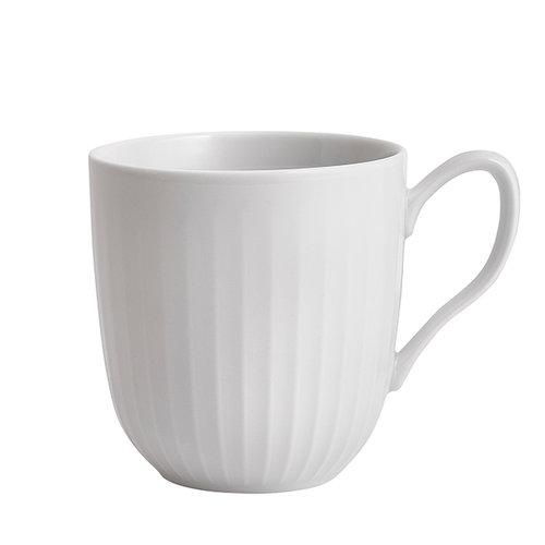 K�hler Hammersh�i mug, white