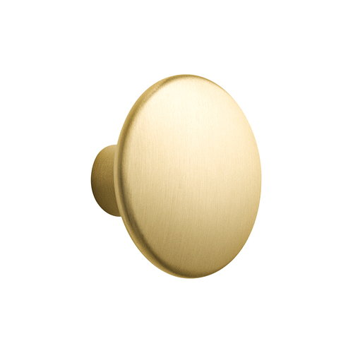 Muuto The Dots Metal hook, brass