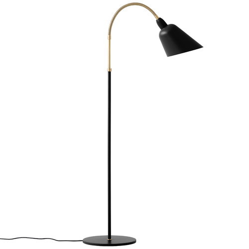 &Tradition Bellevue AJ7 floor lamp, black