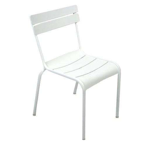 Fermob Luxembourg tuoli, cotton white