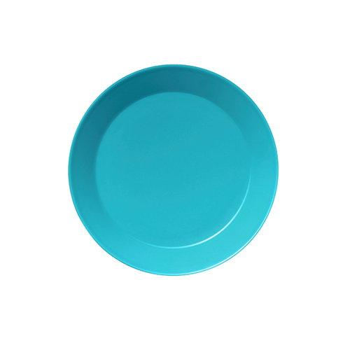 Iittala Teema lautanen 17 cm, turkoosi