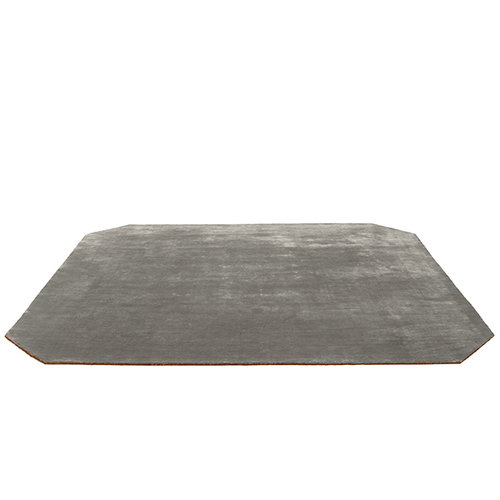 &Tradition The Moor rug, 300 x 300 cm, grey moss