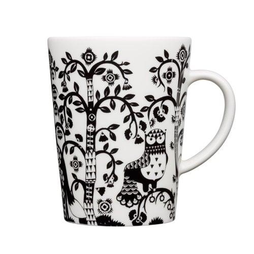 Iittala Taika mug 0,4 l, black