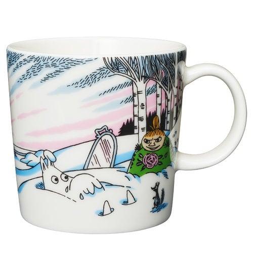 Arabia Moomin mug 0,3 l, Spring Winter