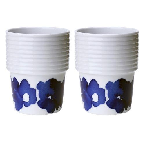 R�rstrand Filippa K coffee mug 0,31 L, 2 pcs, Kobolt