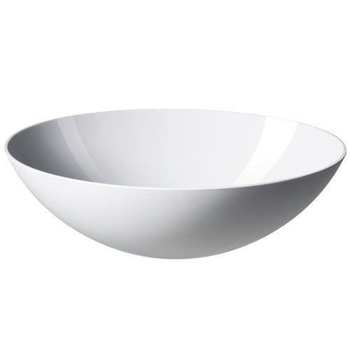 Normann Copenhagen Krenit salad bowl, white