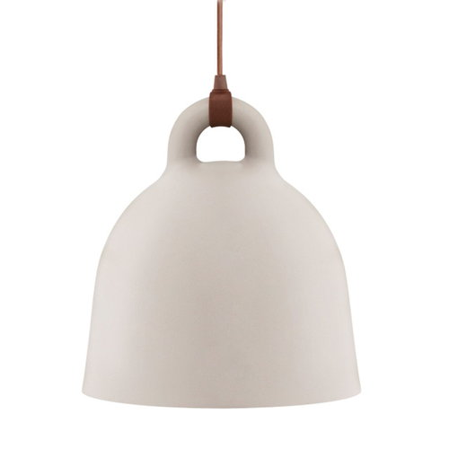 Normann Copenhagen Bell lamp M, sand