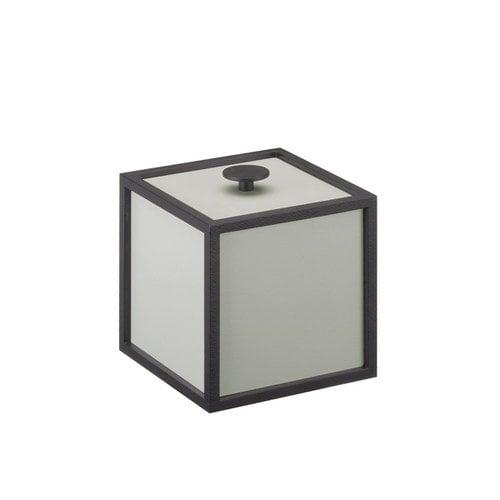 By Lassen Frame 10 box, pale green